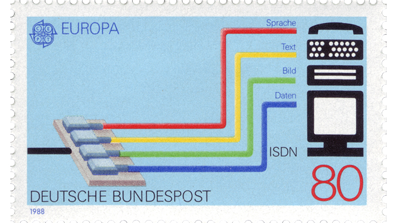ISDN – #ThrowbackThursday