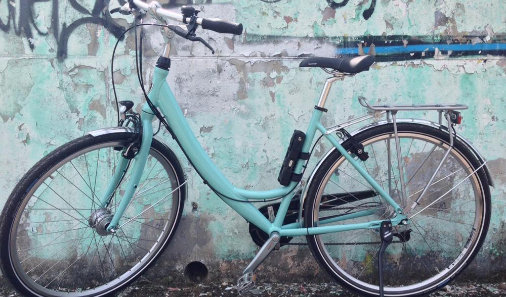 Getestet: iGrip Biker Kit