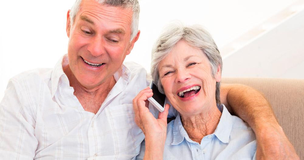 Kommunikation für Senioren