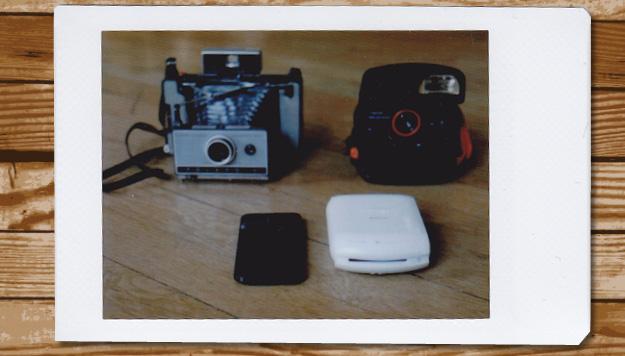Instax Share: Handybilder zum in die Hand nehmen