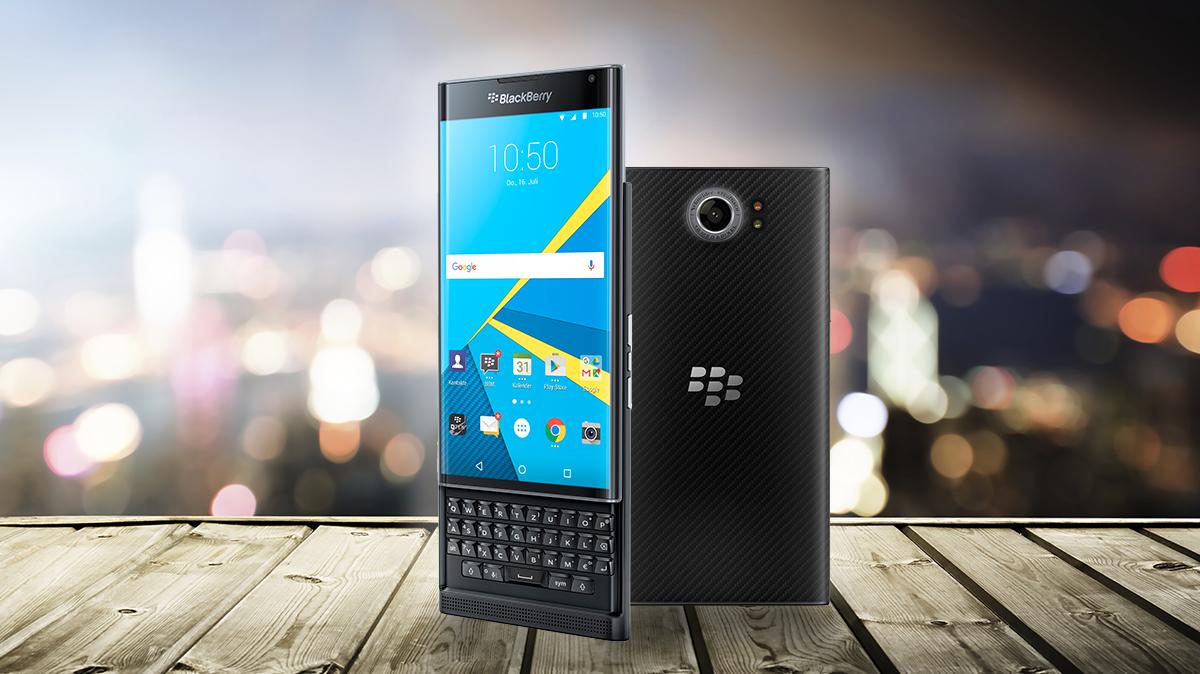 BlackBerry PRIV – mit Android ein echter Alleskönner