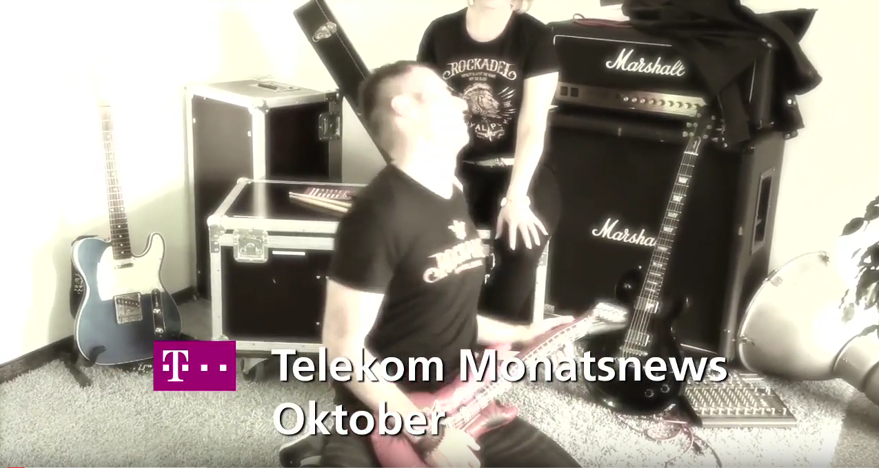 Telekom Monatsnews – Oktober