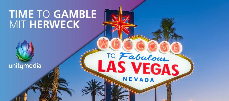 TIME TO Gamble mit Herweck und Unitymedia