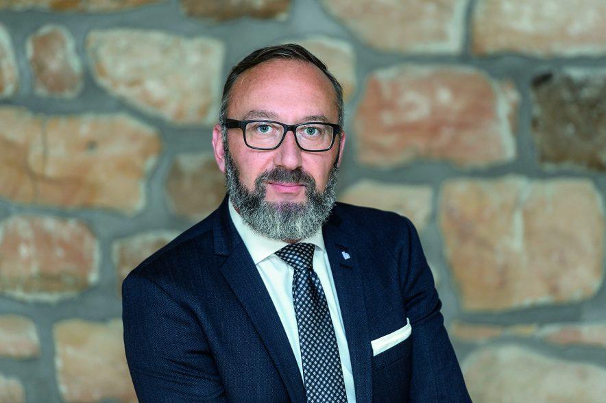 Hans-Jürgen Witfeld wird Vorstand